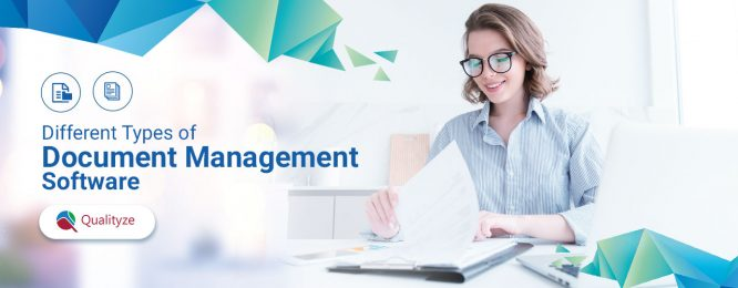 Different Types of Document Management Software