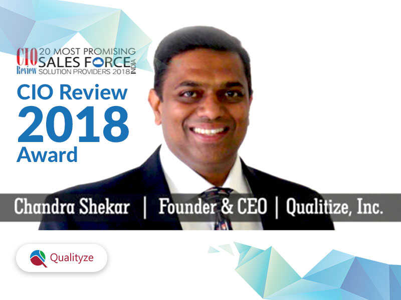 CIOReview 2018 Award