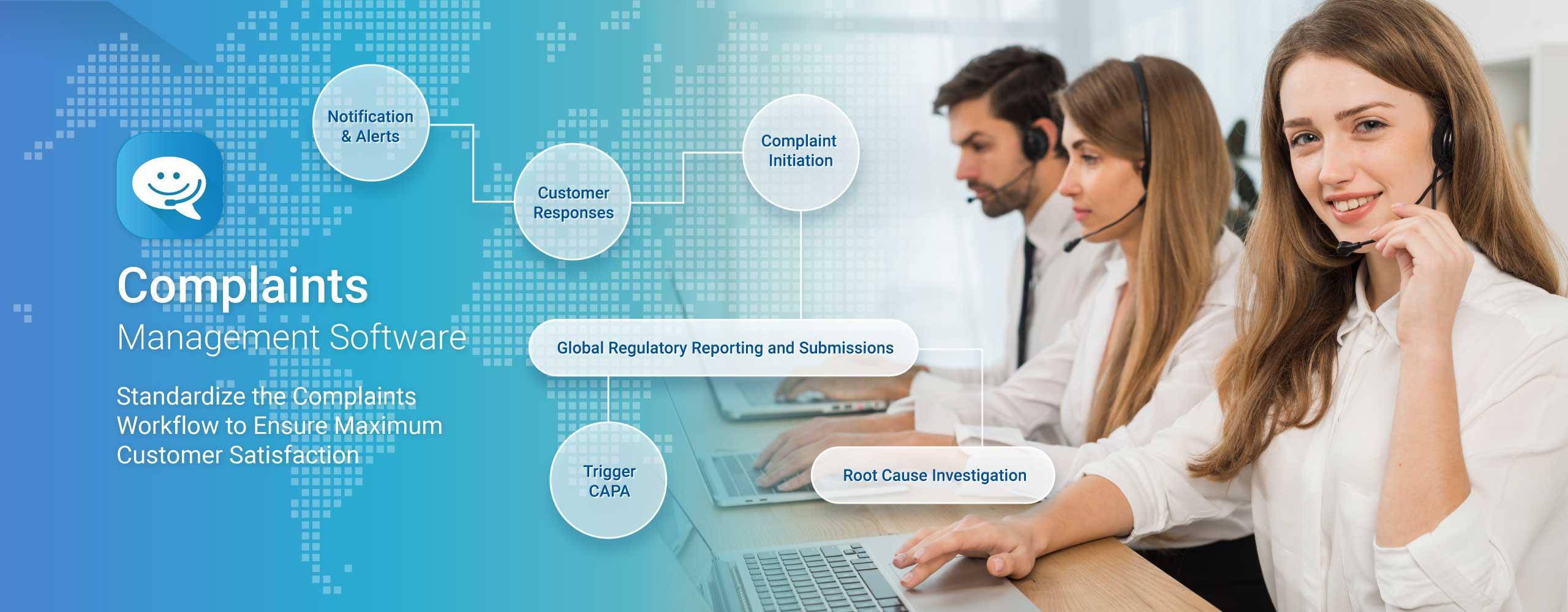 Complaints Management Software