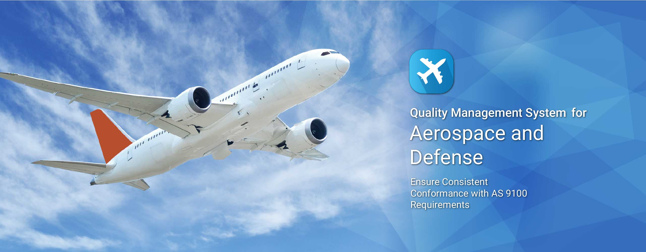 Quality Management System for Aerospace and Defense