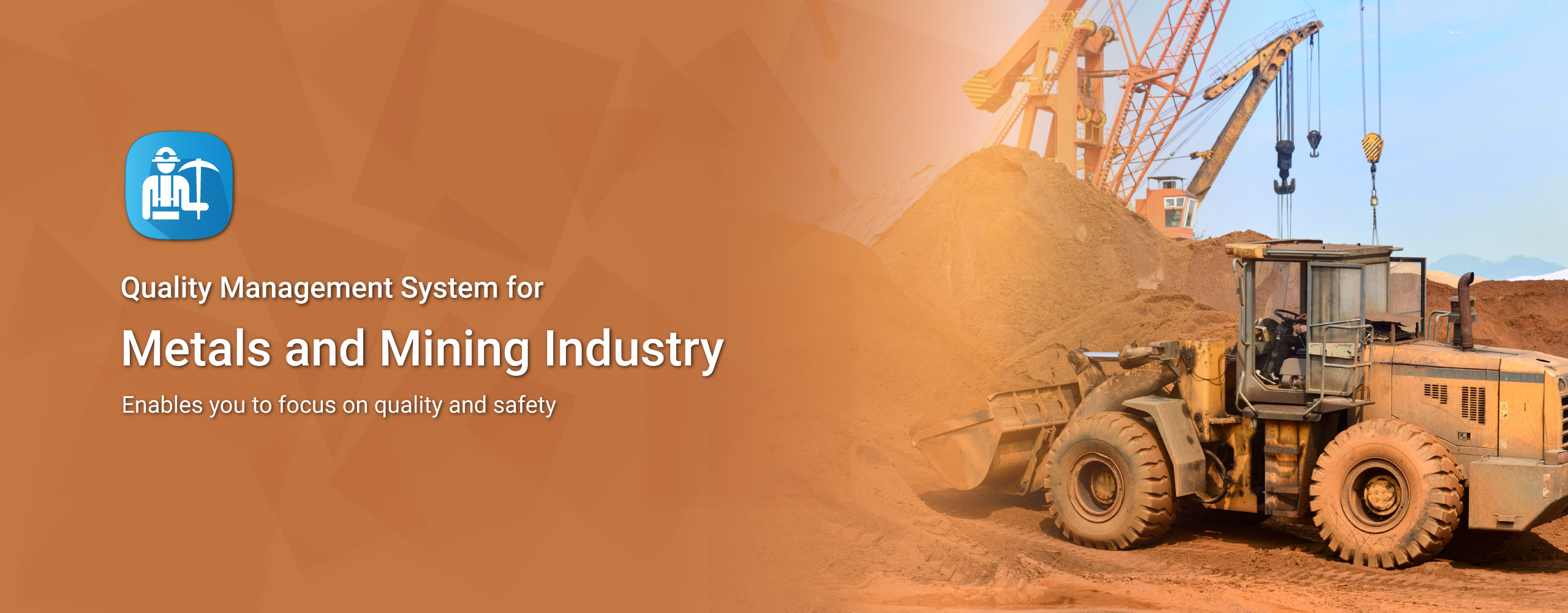 quality management system for metals and mining