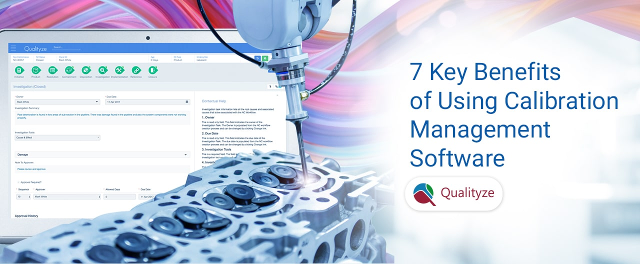 7 Key Benefits of Using Calibration Management Software