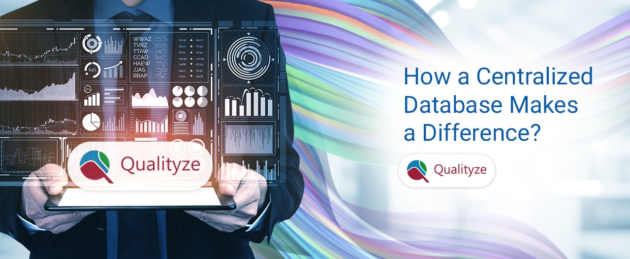 How A Centralized Database Makes a Difference?